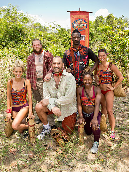 Meet the Cast of Survivor: Kaoh Rong| Survivor, People Picks, TV News, Jeff Probst
