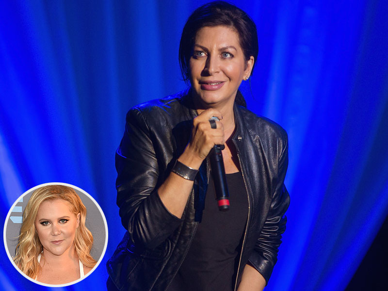 Comedian Tammy Pescatelli Apologizes for Accusing Amy Schumer of Joke Stealing: 'She Has Every Right to Be Mad'| Movie News, Amy Schumer