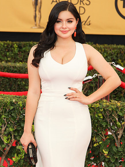 Ariel Winter Responds to a 'Certain Interview' About Body Shaming and Nude Selfies