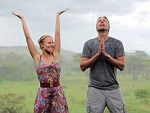 Kristen Bell And Dax Shepard Are Beyond Cute in Their 'Africa' Vacation Video Flashback