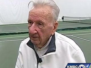 You Go, Bill! Inspiring 93-Year-Old Man to Compete in Olympic Table Tennis Trials