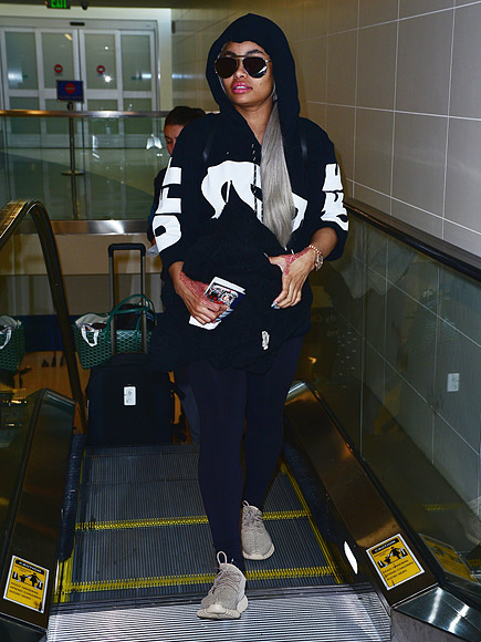 Blac Chyna Arrested for Public Intoxication at Austin Airport| Couples, Kylie Jenner, Rob Kardashian, Tyga