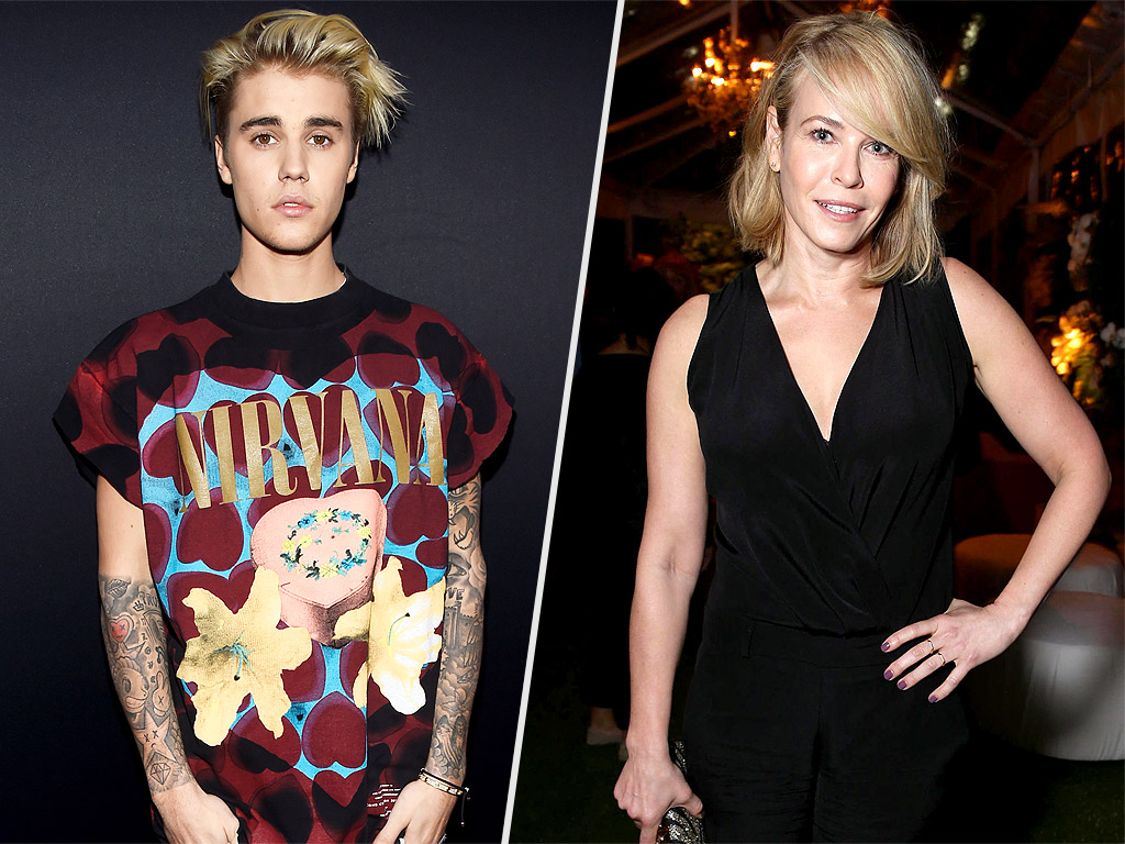 Chelsea Handler Says Justin Bieber Was Her 'Worst' Celebrity Interview: 'He Was Trying to Flirt With Me and It Was So Uncomfortable'| Chelsea Handler, Justin Bieber
