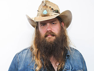 Country Breakout Chris Stapleton on Being an Unofficial Member of Duck Dynasty: 'I've Signed Some Autographs'
