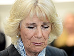 'This Is Too Important to Ignore:' A Tearful Camilla, Duchess of Cornwall Gets Emotional with Victims of Domestic Abuse