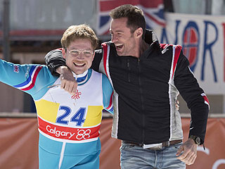 Hugh Jackman's Eddie the Eagle Soars: Inside the Inspirational True Story of Britain's Most Unlikely Olympic Hero