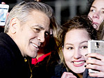 George Clooney Attends Amsterdam Charity Gala and Makes a Surprising New Friend (Hint: She's a Royal!)