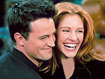 Chandler Bing Was Supposed to Call Friends Guest Star Julia Roberts on Thursday