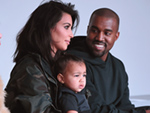 Saint West's Family Lookalike Isn't Kim or Kanye – It's North