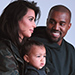 Saint West's Family Lookalike Isn't Kim or Kanye – It's North, Friend Malika Haqq Says