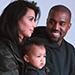 Saint West's Family Lookalike Isn't Kim or Kanye – It's North, Friend Malika Haqq Says