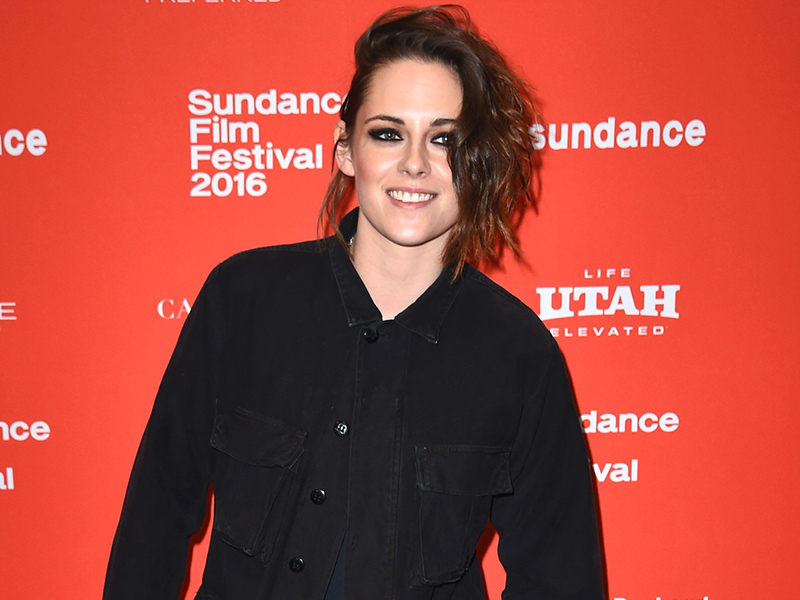 Kristen Stewart Admits She Needs to Let Go More Often