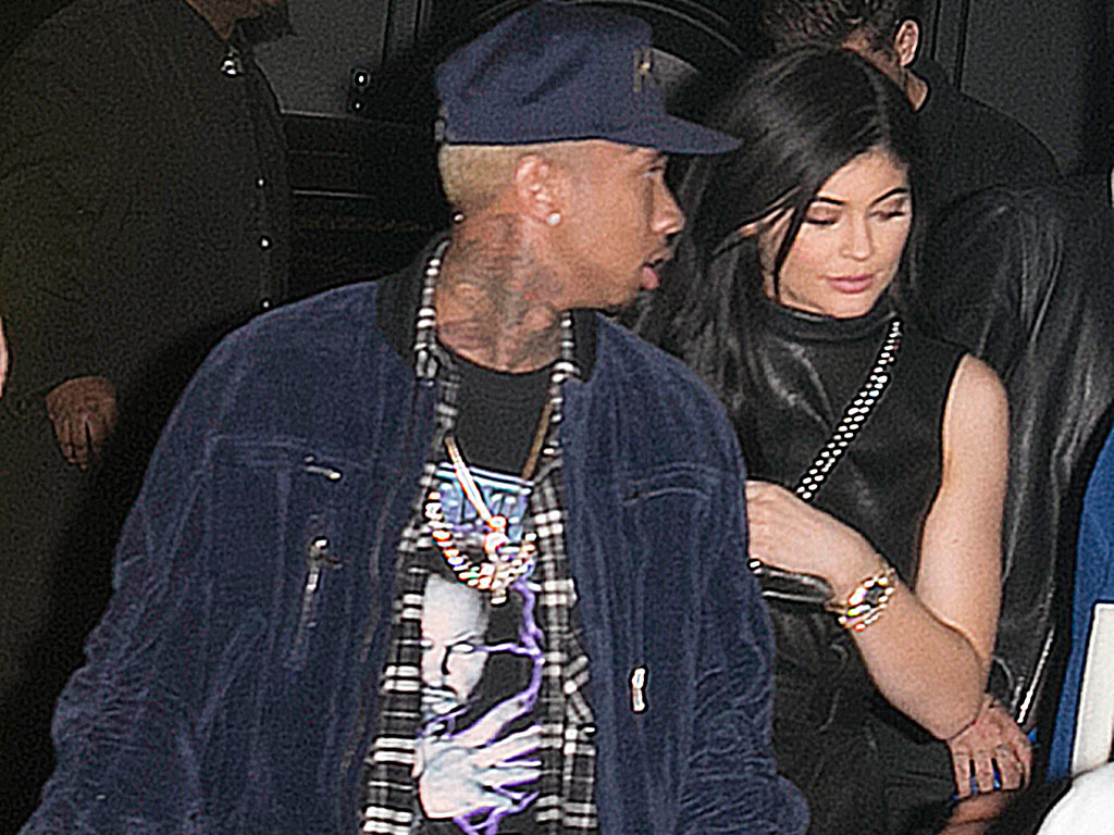 tyga and kylie relationship