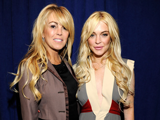 Lindsay Lohan Says She's 'Done' with Mom Dina Lohan – Before Deleting Instagram Post