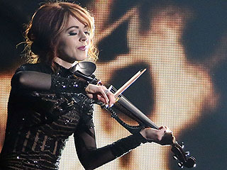 How YouTube's Dancing Violinist Lindsey Stirling Overcame Anorexia and Depression