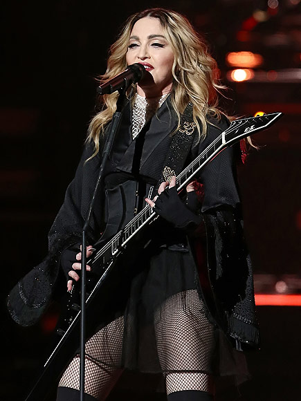 Madonna Custody Battle: Singer Hopes to See Son Rocco 'Soon'