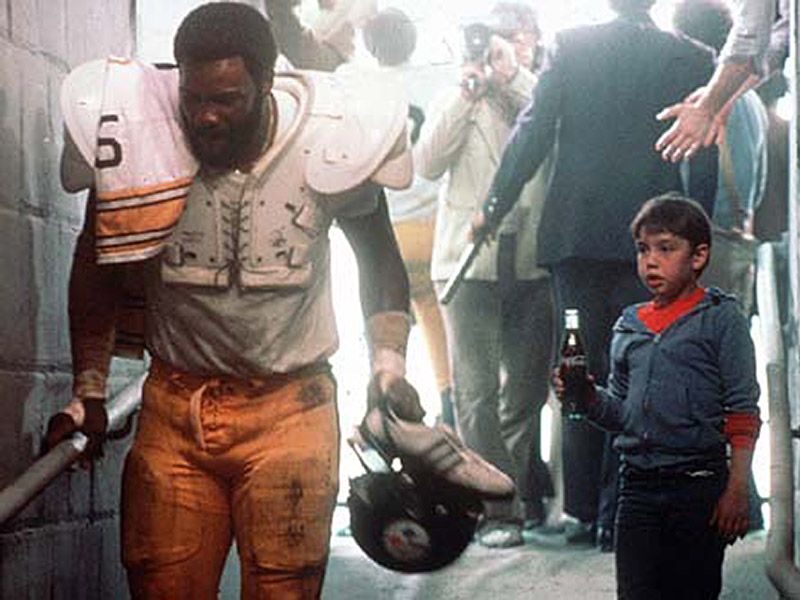 'Hey Kid, Catch!' – NFL Legend 'Mean' Joe Greene Reunites with Coca-Cola Kid Nearly 40 Years After Their Iconic Super Bowl Ad| Super Bowl, People Scoop, Sports, Super Bowl ads