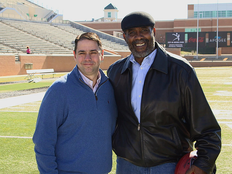 'Hey Kid, Catch!' – NFL Legend 'Mean' Joe Greene Reunites with Coca-Cola Kid Nearly 40 Years After Their Iconic Super Bowl Ad