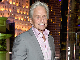 Michael Douglas is 'Very Proud' of His Teen Son's Interest in Charity Work