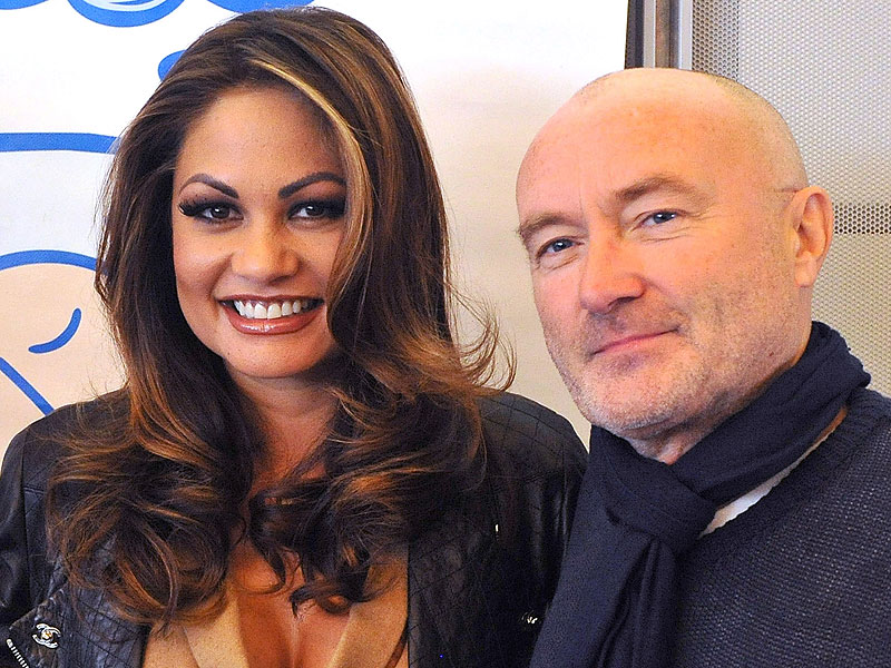 Phil Collins Back with Wife After Divorce Settlement: 'Nobody's Noticed'