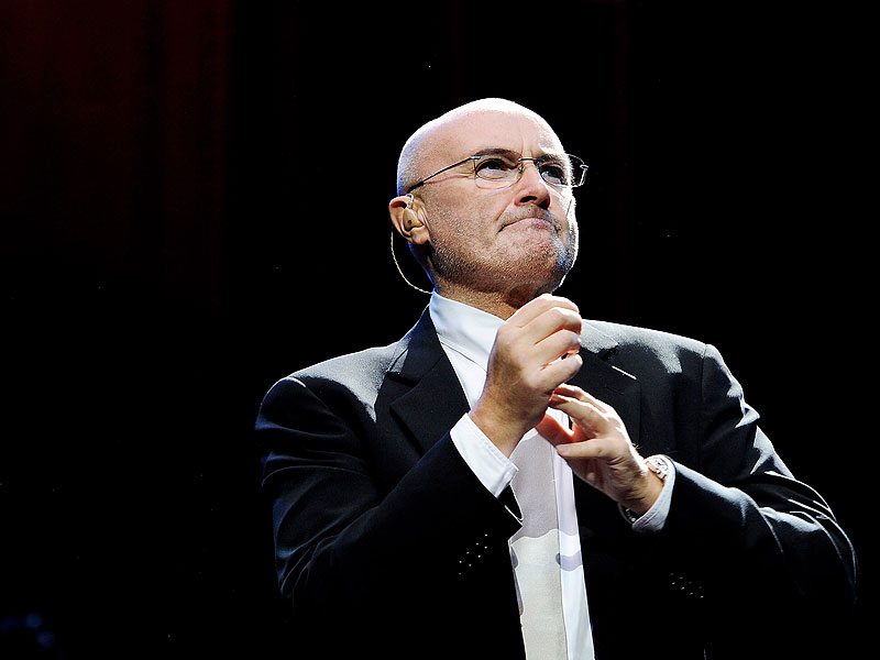 Phil Collins on Being Back with His Third Wife After Their Record-Breaking 2008 Divorce Settlement: 'Nobody's Noticed'| Couples, Music News, Adele, Phil Collins