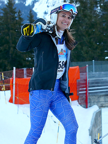 Is Pippa Middleton Using the 'Supermodel's Secret Weapon?'  The British Royals, The Royals, Pippa Middleton