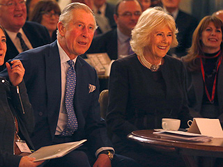Prince Charles Carries a Tune! The Royal and Camilla Join a Sing-Song at Historic Musical Hall