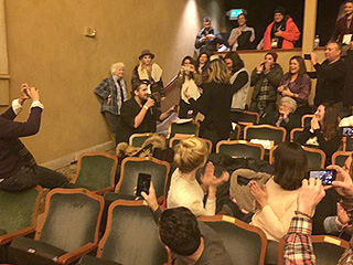 Sweet Sundance Surprise! Director Proposes to Girlfriend at Film Festival Premiere