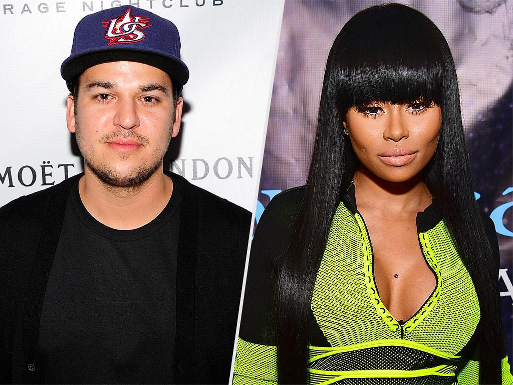 Rob Kardashian Reportedly Drove to Texas to Get Blac Chyna After Her Arrest| TV News, Rob Kardashian