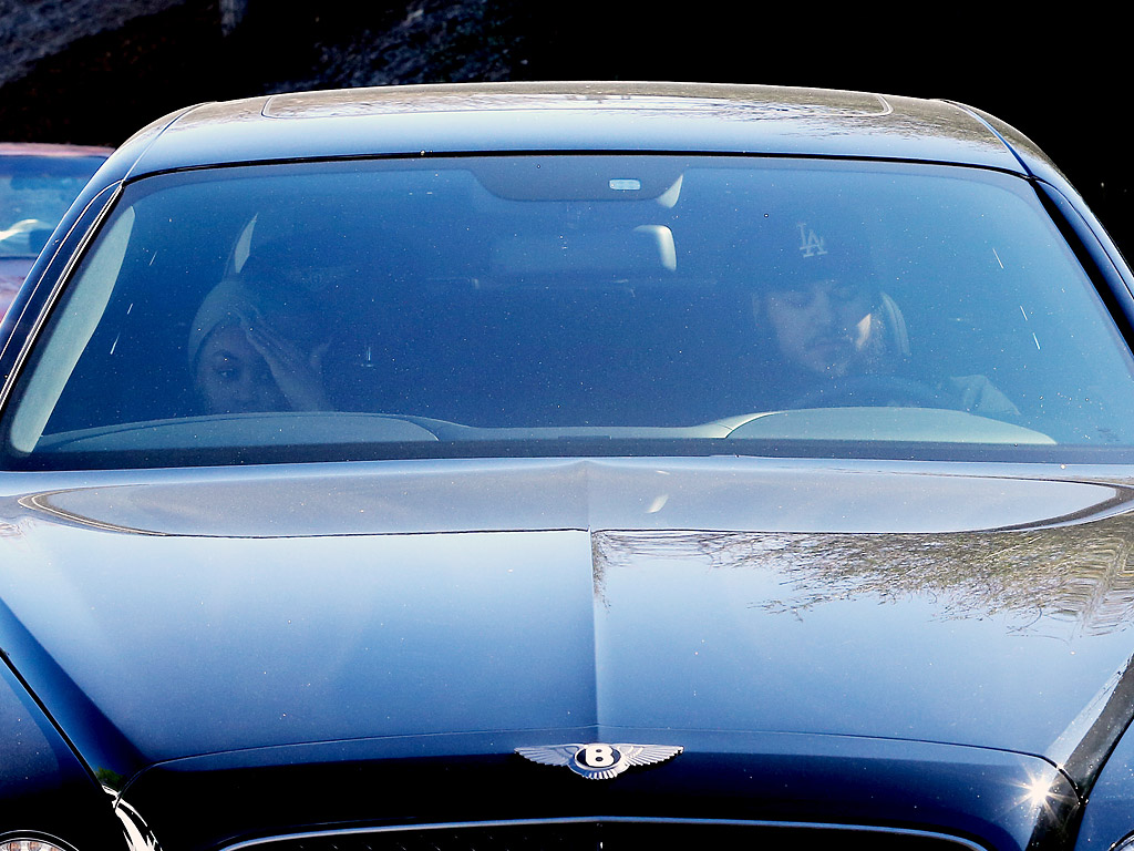 Rob Kardashian and Blac Chyna Spotted Driving to Kris Jenner's Home Together| Couples, People Scoop, TV News, Kris Jenner, Rob Kardashian