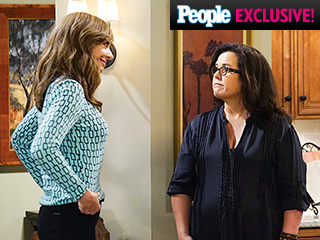 Mom Guest Star Rosie O'Donnell Calls Allison Janney 'the Best Kisser'