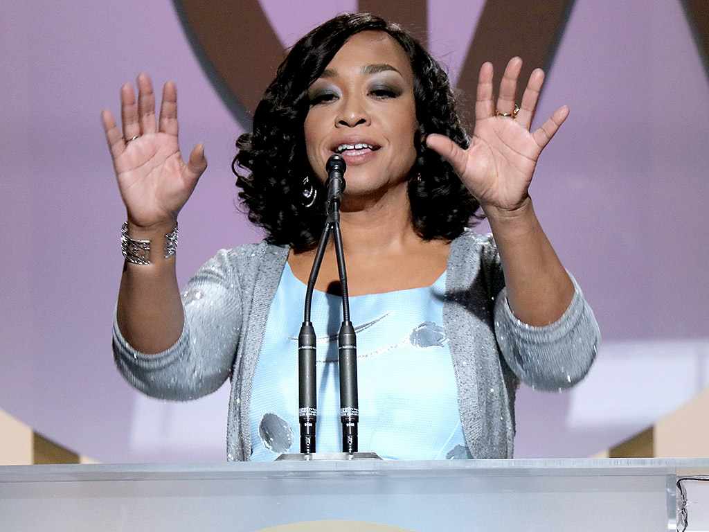Shonda Rhimes on Diversity in TV and Movies at Producers Guild Awards