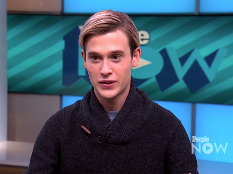how tall is tyler henry