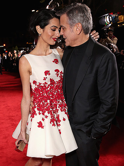 Revealed: George Clooney's Marriage Proposal to Amal Was Hilariously 'Horrible'| The Ellen DeGeneres Show, Movie News, Amal Alamuddin, Ellen DeGeneres, George Clooney
