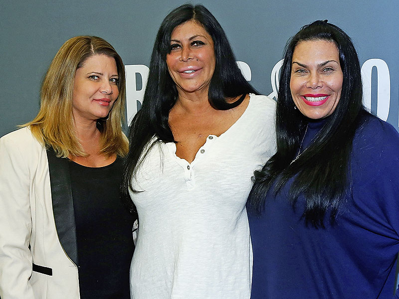 Mob Wives and More Stars Remember Big Ang: 'May God Bless Her Beautiful Soul'| VH1, Death, Tributes, Cancer, People Scoop, TV News