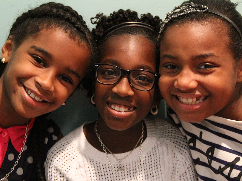 11-Year-Old Girl Starts Social Movement Promoting Books with 'Strong, Black Female' Main Characters| Diversity in Entertainment, Real People Stories