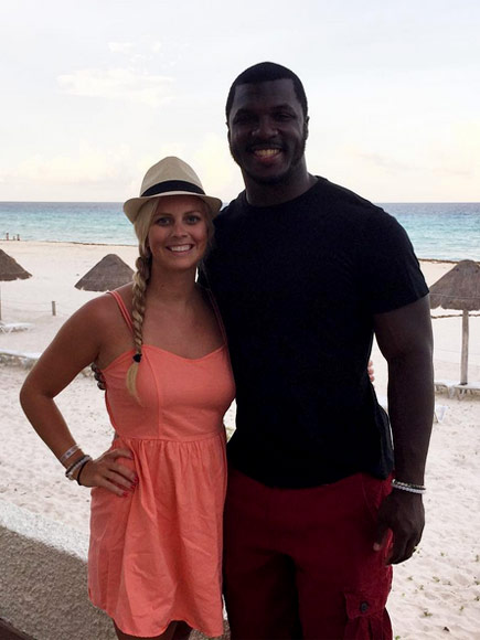 26-Year-Old Fiancée of Buffalo Bills Linebacker Dies from Rare Ovarian Cancer 2 Months After Diagnosis| Death, Untimely Deaths, Cancer, People Scoop, National Football League