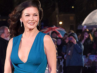 Catherine Zeta-Jones Reveals She's 'Not Anti-Plastic Surgery' but Says She Hasn't Gone 'Under the Knife'