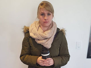 Woman Catcalled in NYC While Bundled Up in Parka and Boots is Now Getting Harassed Online