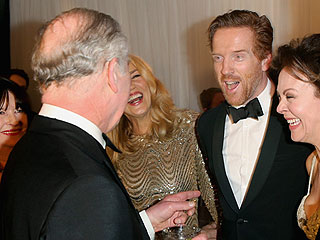 'Your Majesty!' – Prince Charles Gets a Surprise History Lesson in Monarchy From Damian Lewis