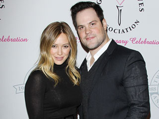 Hilary Duff's Divorce from Former NHL Star Mike Comrie Finalized After Almost Two Years