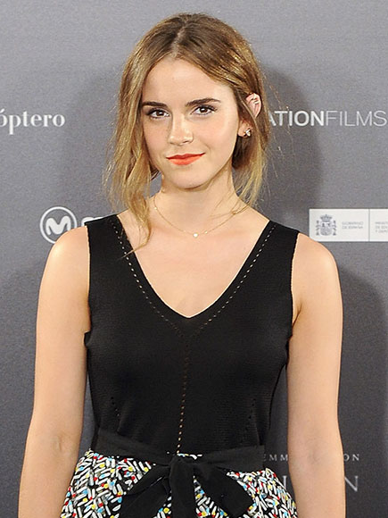 Emma Watson Announces Year-Long Break From Acting to Focus on Feminism