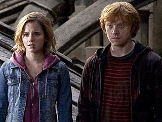 Rupert Grint on His 'Surreal' Harry Potter Kissing Scene with Emma Watson: 'One Take Was Enough'