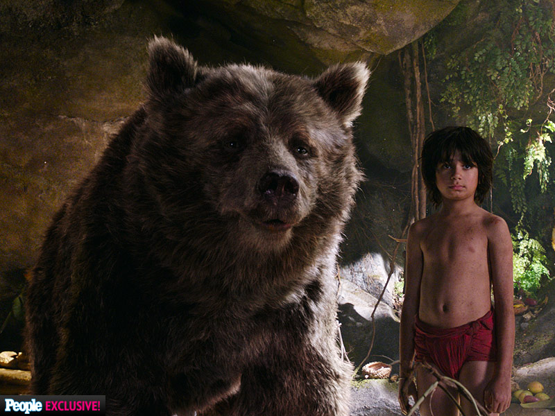 Listen Carefully! Jon Favreau Says Some Uncredited Voices in The Jungle Book May Sound Familiar