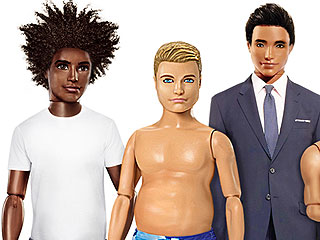 Dad Bods Galore! Fashion Site Reimagines Ken to Match the New Barbie