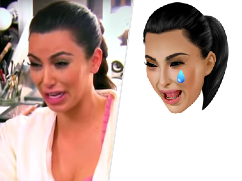 Kim Kardashian Reveals She Threw Her Back Out and Is Wearing a Brace – with an Ugly Cry Kimoji, Of Course| Sickness & Injury, Health, TV News, Kim Kardashian
