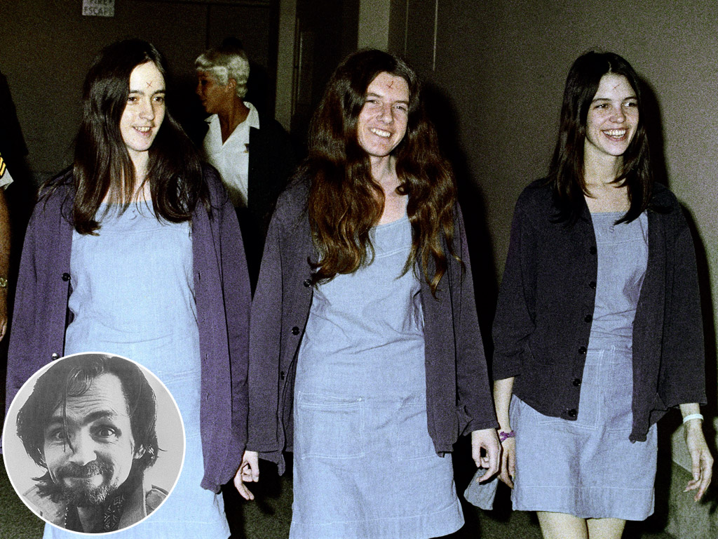 The Women Who Murdered For Charles Manson Where Are They