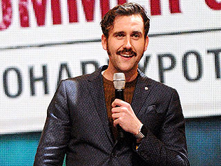 Attention: Hot Neville (aka, Matthew Lewis) Has a Mustache – and Reveals Which of His Harry Potter Scenes He Calls 'Dreadful'