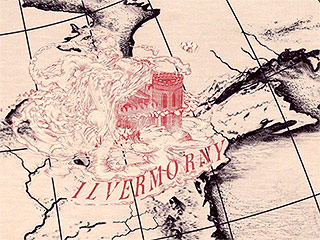 J.K. Rowling Reveals Name and Location of American Wizarding School