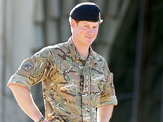 'Woosh Bang Wallop' – Inside the Terrifying Moment Prince Harry's Camp Came Under Attack in Afghanistan
